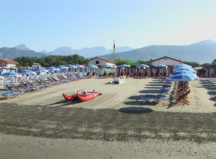 3 spiaggia - bagno oliviero