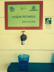Acqua potabile - bagno oliviero