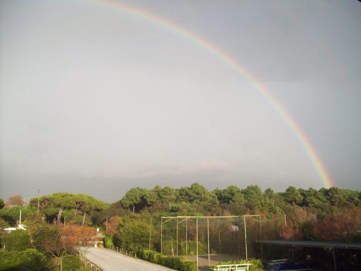arcobaleno - bagno oliviero