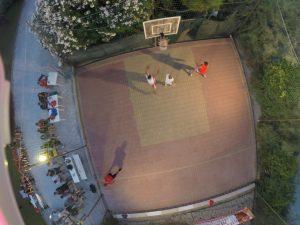 campo basket- bagno oliviero