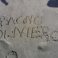 scritta - bagno oliviero