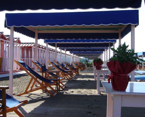 spiaggia30 - bagno oliviero