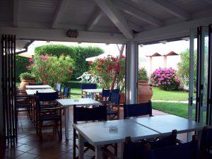 veranda - bagno oliviero